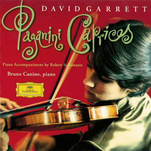 David Garrett альбом Paganini: Caprices for Violin, Op.24