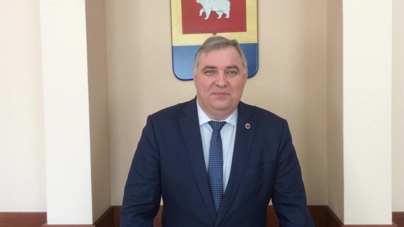 Игорь Юрьевич Макарихин. Ректор ПГНИУ