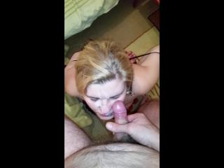 Хитрый пацан по-быстрому спутил на лицо русской мамки, чтобы успеть посмотреть новую серию универа (порно анал минет porno anal)