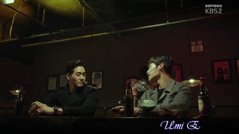 Бешеный пёс | Mad Dog - Чхве Кан У (Ю Джи Тхэ) Ким Мин Джун (У До Хван)