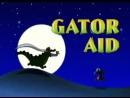 Кряк-Бряк (серия 29) - Загадочное изчезновение аллигаторов (Quack Pack - Gator Aid)
