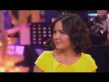 Даниэла и Африк Симон в передаче 'Привет, Андрей!' - Daniela &amp Afric Simone in a.mp4