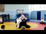 Hachi no ji , Aikido bruno Gonzalez, february 2016, Omsk, Siberia Part 1_2