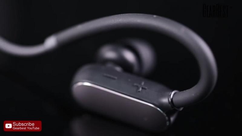 Xiaomi беспроводные музыкальные наушники для спорта Bluetooth 4.1. Цвет - Черный.
