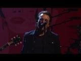 U2_ American Soul (Live) - SNL