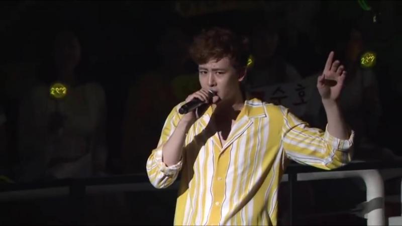 2PM - Dangerous @ 6Nights [Day Nichkhun]