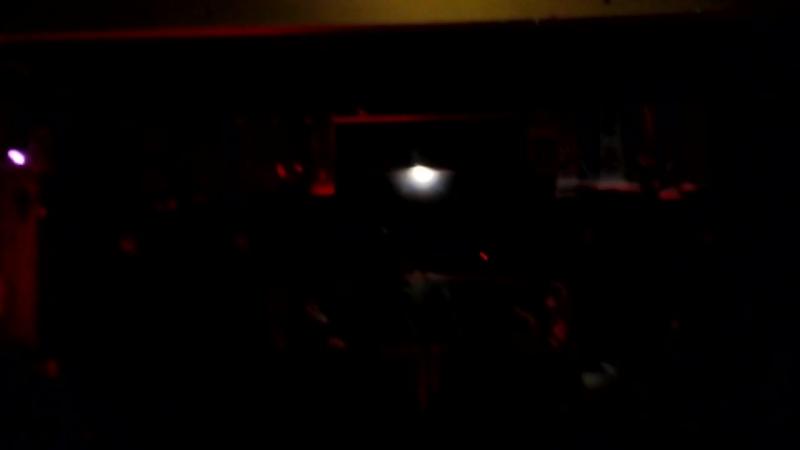 макулатура - нейт диаз (Оренбург, Harats Pub, 11.03.2018)