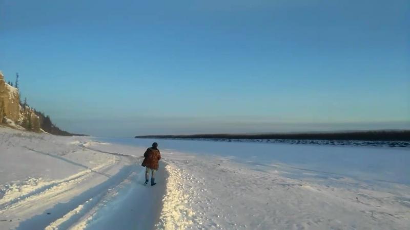 По пути на Кытыл-Дьура