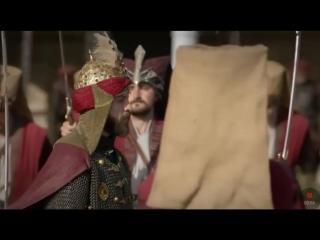 Мурад отправляется в поход на Багдад