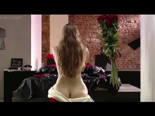 Ирина Линдт голая в фильме Любовь одна (2007, Игорь Копылов) 1080i