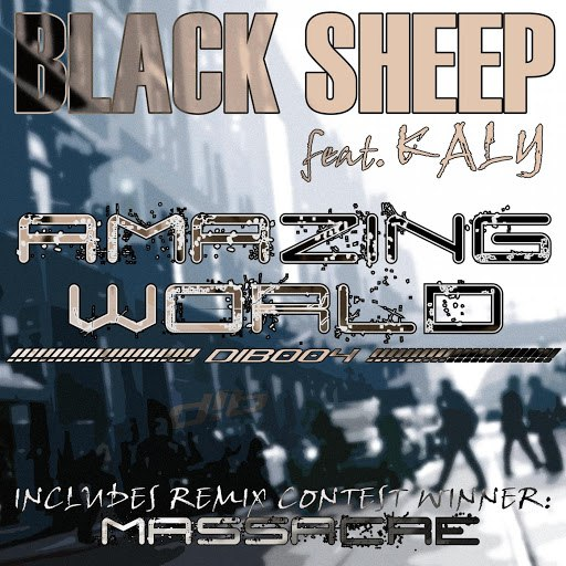 Black Sheep альбом Amazing World (feat. Kaly)
