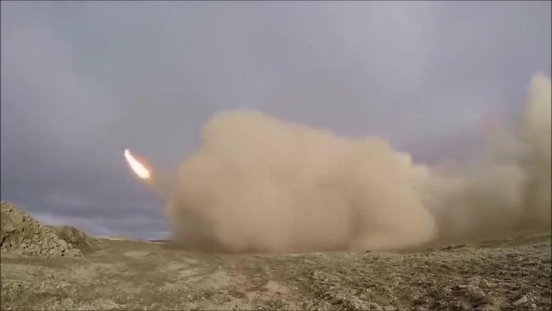 Russian Military Anti-Ship Missile System. Crimea.