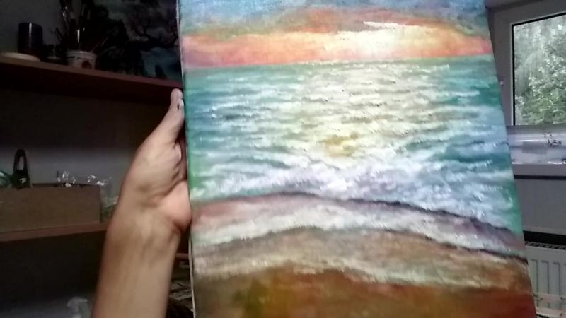Анонс бесплатного МК по живописи