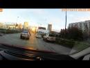12.10.2017 - Драка на дороге возле сибирского молла - В777ТА 154 vs А321ХК 154