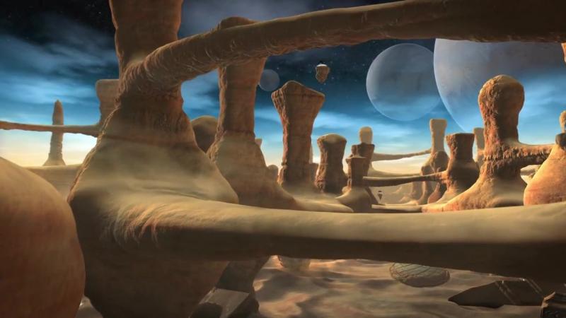 Лунный свет - 3: Вселенная света /Дни вечности/