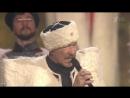 НАСТОЯЩИЙ НАРЯДНЫЙ КОЗАК Саша и такой-же наряженный козачий хор веселят козаков СОБРа.