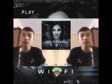 Cover на песню Ольги Бузовой WiFi