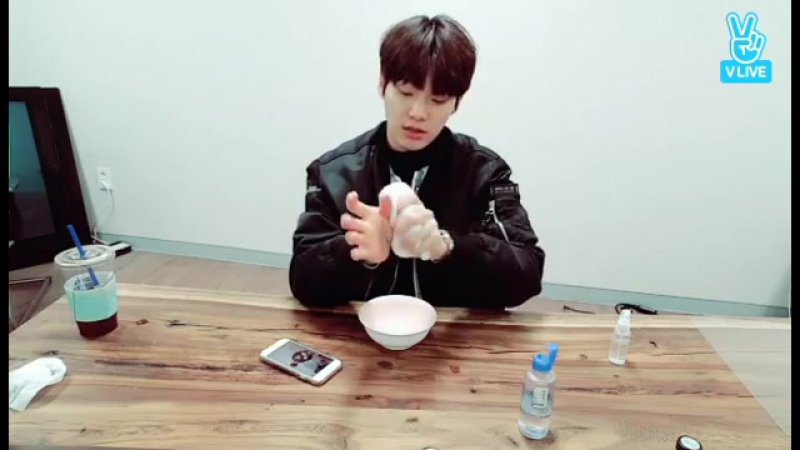 [VIDEO] 171120 Dongdong playground Part.3 @ Vapp
