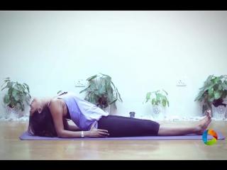 5 простых упражнений йоги для потери веса