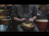Как играть на глюкофоне.Урок 7 Разновидности ритмов