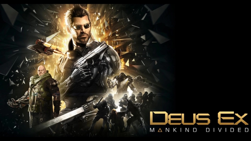 Deus Ex Mankind Divided OST Otar Botkoveli Debate