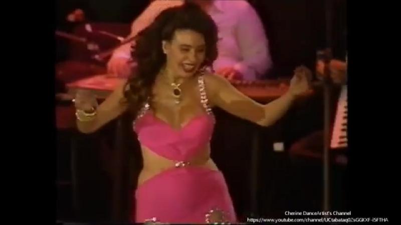 Dina, Germany,1994. الراقصة دينا 21128
