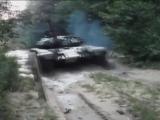 Чёрные береты   танковый биатлон