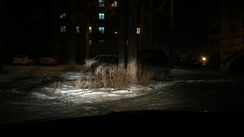 Лайв на дороге (Челябинск)