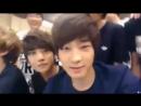 Mingyu zoomed in Wonwoo's face 💗