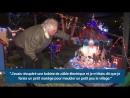 Cet homme a construit un village de Noël féérique dans son jardin