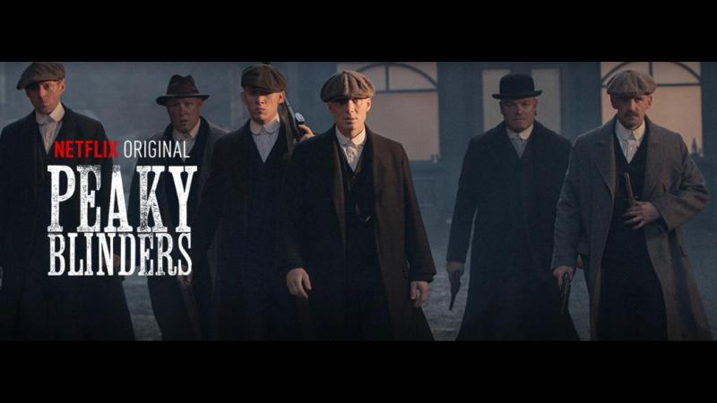 Острые козырьки / Заточенные кепки Peaky Blinders 2 сезон