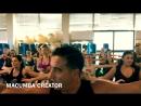 Macumba dance fitness training Rome Italian music