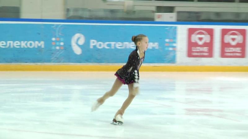 Ефимова Ксюша 2 юн