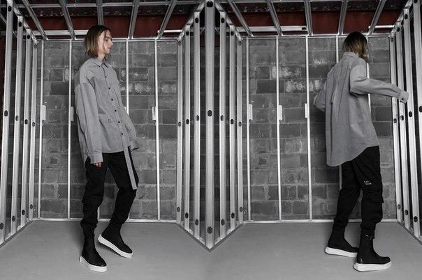 CGNYs Fall/Winter 2017 Collection Exemplifies Monochromatic Minimalism