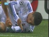 Cristiano Ronaldo vs Abate (Симуляция Роналду. позор))