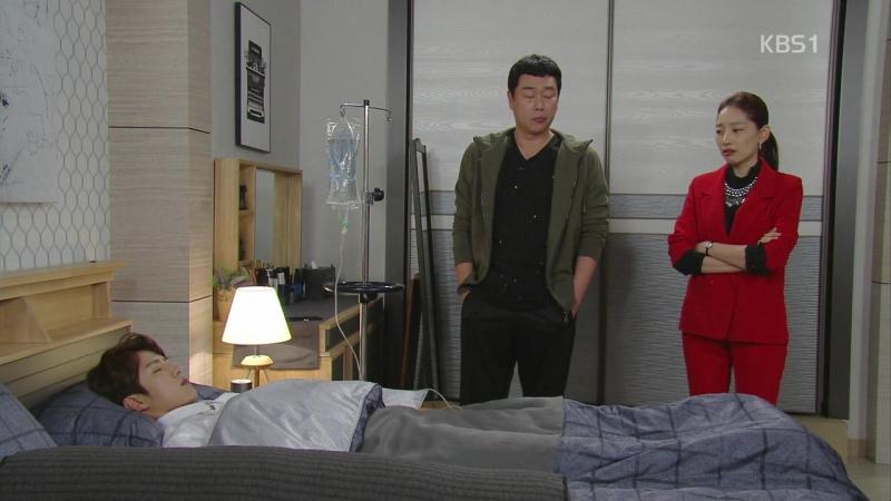 [13.11.17] KBS I Love You Even Though I Hate You, эпизод 1 (Сонёль)
