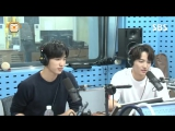 RADIO 170802 JJ Project @ SBS Power FM Choi Hwa Jeong's Power Time.