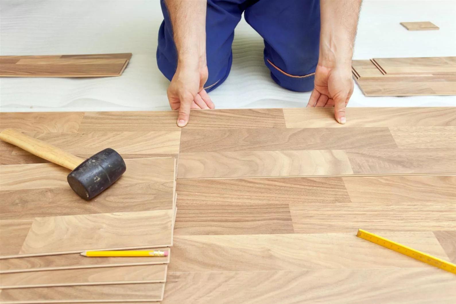 Ламинированная древесина