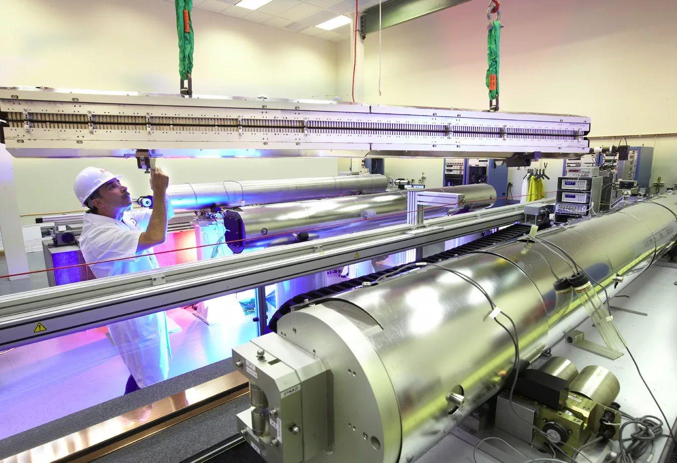 Производство рентгеновских лучей