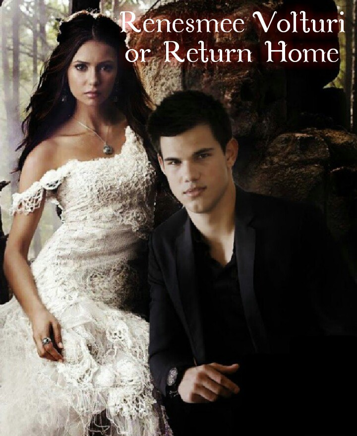 jacob black and renesmee cullen - 682×880