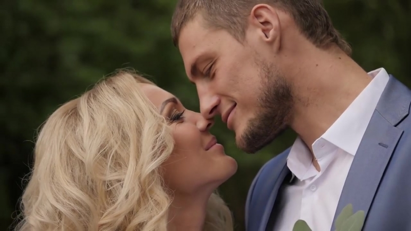 Свадебный клип Александра Задойнова и Ольги Коваль