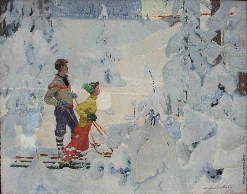 Мазитов Амир Нуриахметович (1928-1992) картины 9TLTWaVLIU0