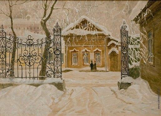 Мазитов Амир Нуриахметович (1928-1992) картины 87D8ySGpwxk