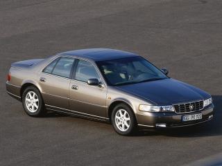 Тест Драйв - Cadillac Seville STS (1993 г.в.)