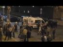 Киев 17 октября 2017 Полиция бежит защищать Администрацию Президента