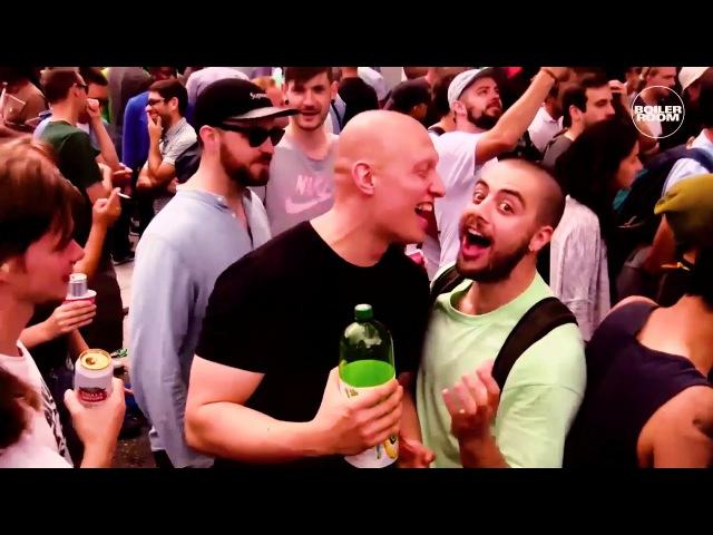 Aba Shanti-l Boiler Room x Guinesss Notting Hill Carnival 2016 DJ Set