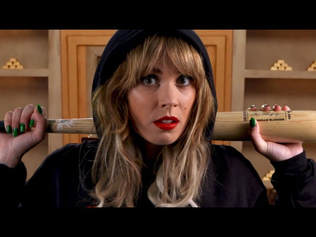 Taylor Swift Look What You Made Me Do PARODY! The Key of Awesome 125