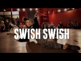 KATY PERRY SWISH SWISH BLAKE MCGRATH CHOREOGRAPHY