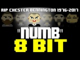 Numb 8 Bit Tribute to Chester Bennington (RIP) &amp Linkin Park - 8 Bit Universe