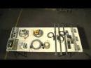 SKG AS3 - Установка электрических компонентов